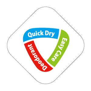 吸水速乾・消臭・イージーケアのユナイテッドアスレ商品
