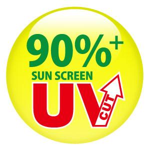 ユナイテッドアスレUV90%以上カット特集
