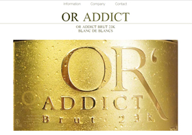 Website「OR ADDICT」イメージ